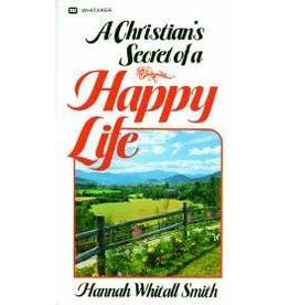 Whitaker House A Christiam's Secret of a Happy Life (1983)