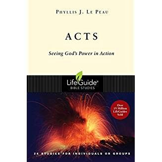 Acts - Seeing God's Power in Action