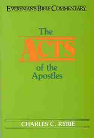 Acts of the Apostles - Everyman's Bible Commentary