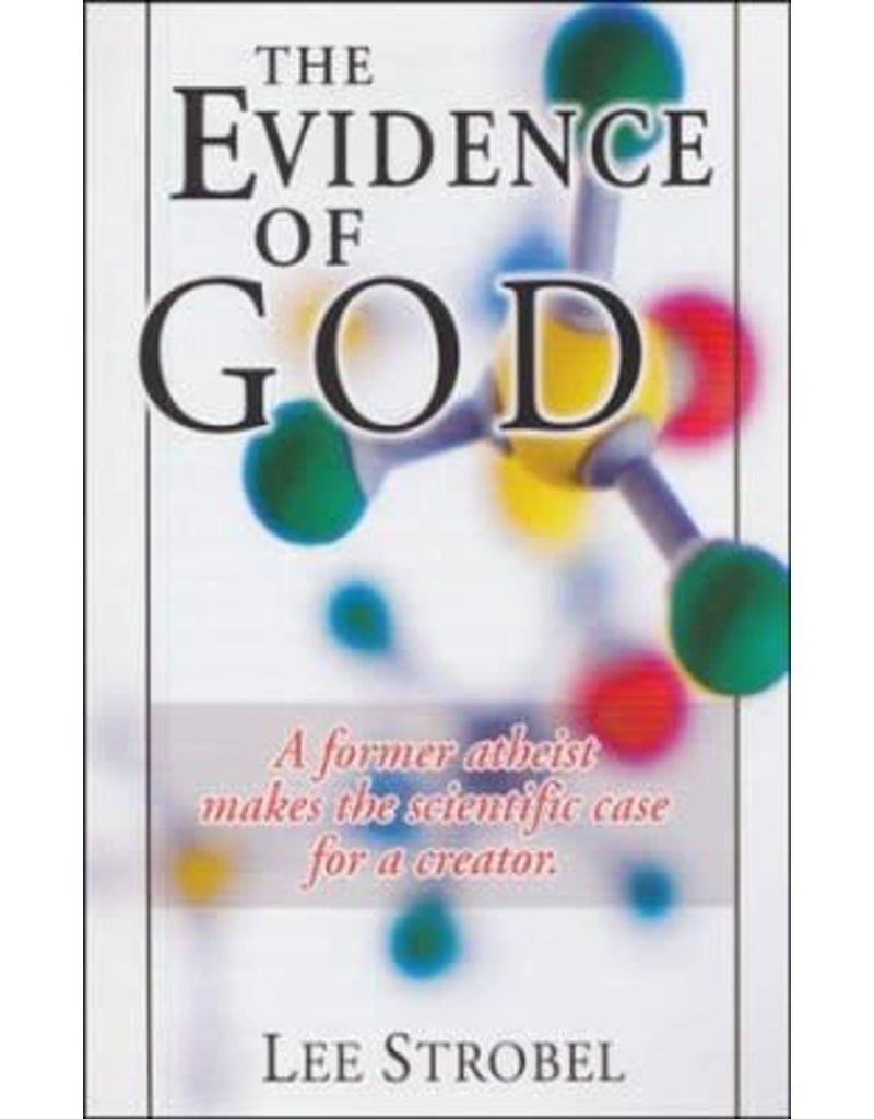 The Evidence of God (NIV), - Single -