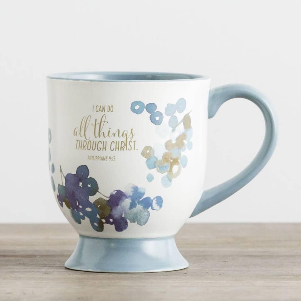 All Things - Pedestal Mug