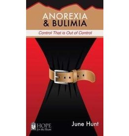 Hope For The Heart Anorexia & Bulimia (Hope For The Heart)