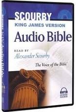 Hendrickson Audio CDKJV Complete Bible On MP3 DVD + 3 CD