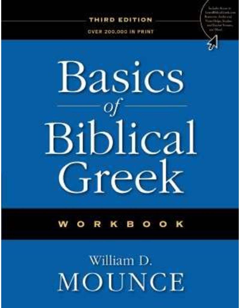 Zondervan Basics of Biblical Greek