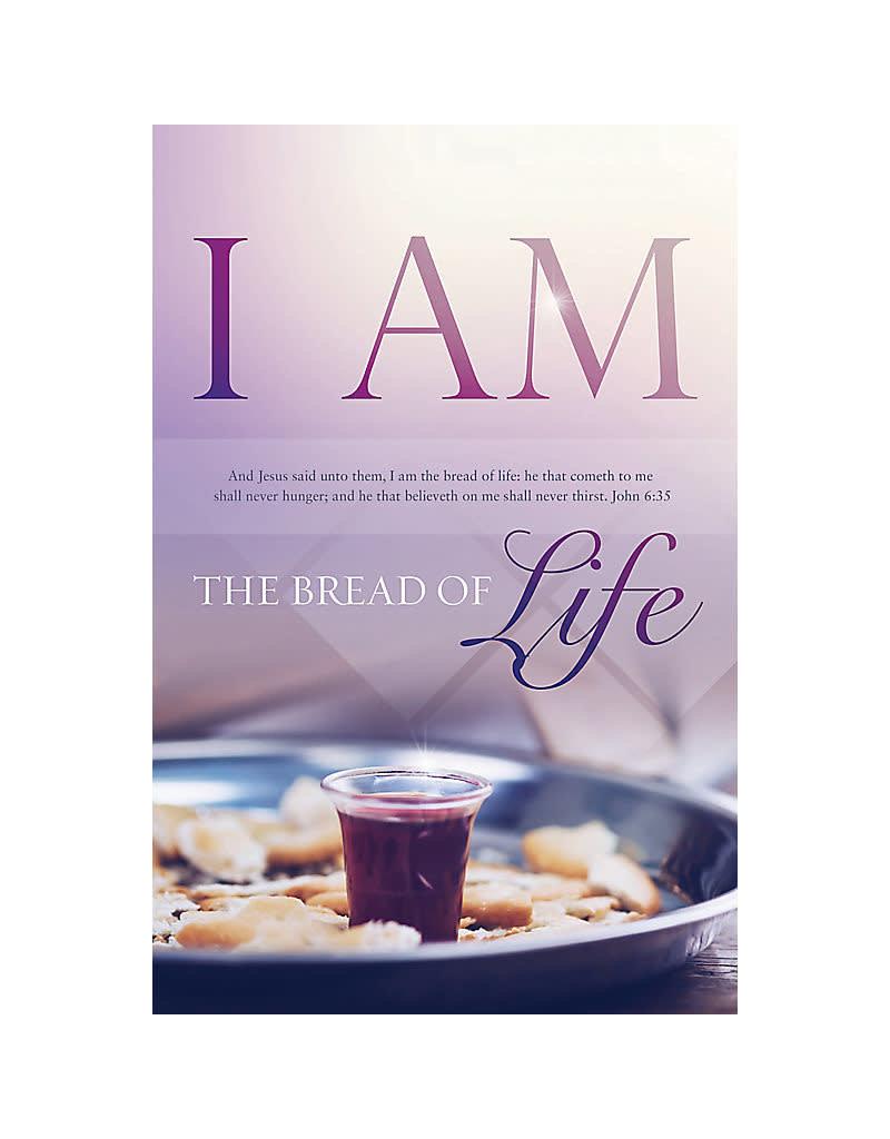 I Am the Bread of Life - Bulletin (Pkg 100) Communion