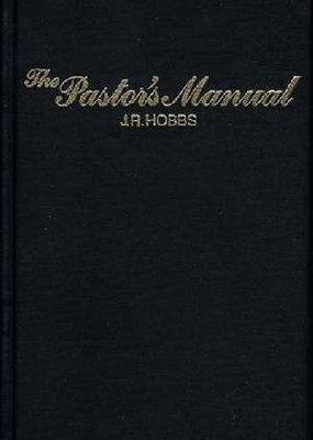B & H Publishing Pastor's Manual Hobbs