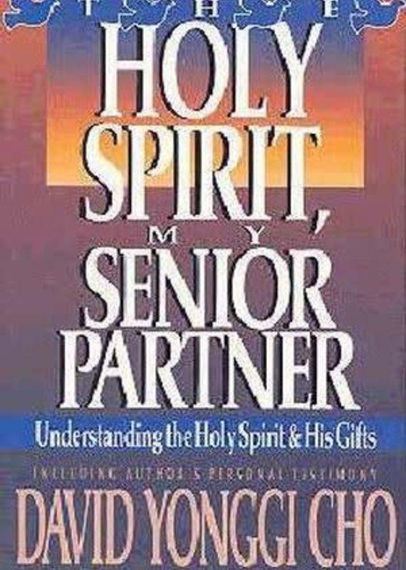 Charisma Media Holy Spirit-My Senior Partner
