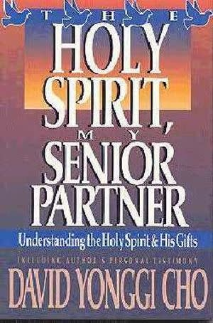 Holy Spirit-My Senior Partner