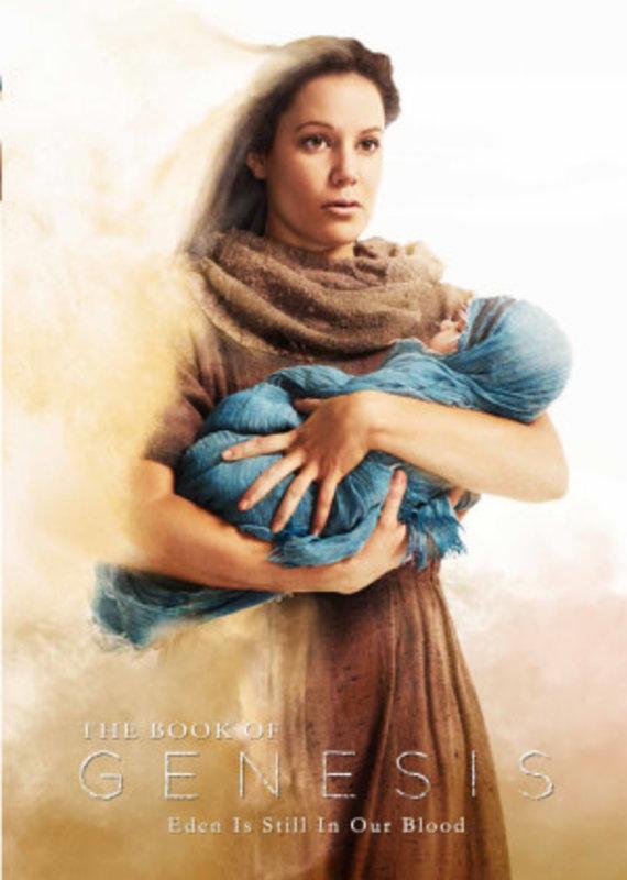 BMG DVD -  Book Of Genesis: Eden Is Still In Our Blood