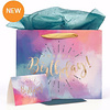Gift Bag-Birthday w/Card & Tissue-Large