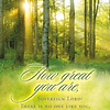 Bulletin-How Great You Are (2 Samuel 7:22, NIV) (Pack Of 100)