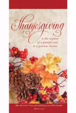 Offering Envelope-Thanksgiving Is The Response... (Psalm 103:2) (Pack Of 100)
