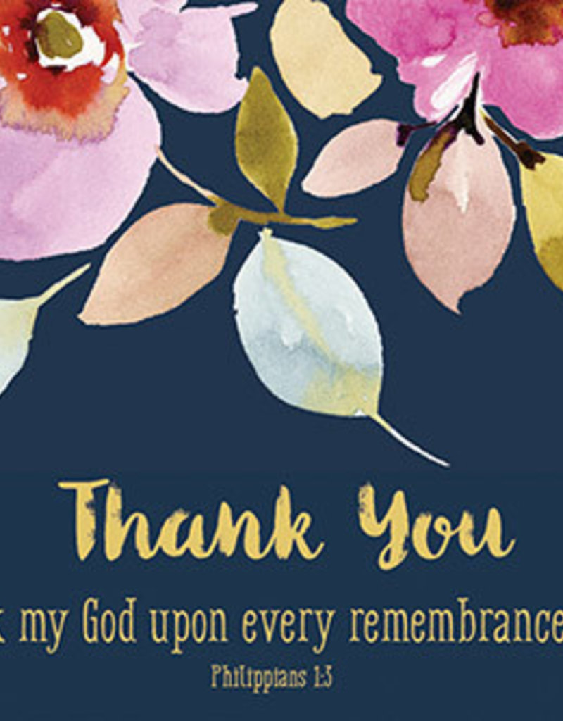 Pass-It-On - I Thank My God Upon Every Remembrance Of You