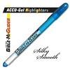 Highlighter - Accu-Gel Bible Hi-Glider-Blue