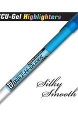 GTL Highlighter - Accu-Gel Bible Hi-Glider-Blue