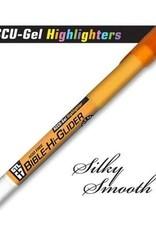 GTL Highlighter-ACCU-Gel Bible Hi-Glider-Orange