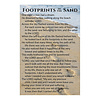 Pass it on Footprints