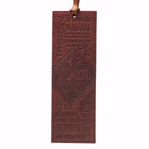Bookmark-Pagemarker-Names of God-LuxLeather