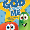 God Knows Me: 365 Daily Devos For Boys (VeggieTales)