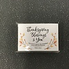 Copy of Pass it on Thanksgiving Blessings