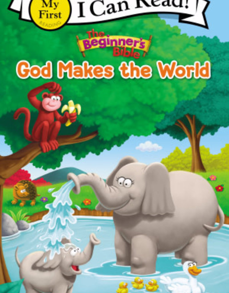The Beginner's Bible: God Makes The World