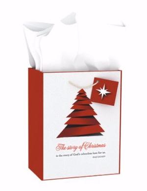 Gift Bag-Specialty-Because Of Bethlehem-Medium
