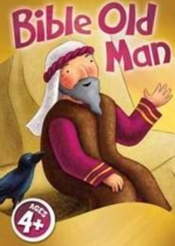 David  Cook Game-Bible Old Man (Old Maid)