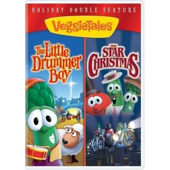 VeggieTales, Little Drummer Boy & Star of Christmas Double Feature, DVD