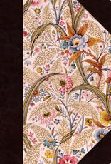 ESV Single Column Journaling Bible/Large Print-Summer Garden Hardcover