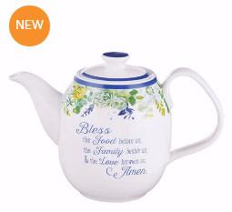 Teapot-Our Daily Bread (Matt 6:11)
