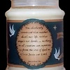 Candle-Jar-Eucalyptus Mint (Soy)-Rom 8:38-39 (12 Oz)