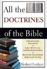 Zondervan All The Doctrines Of The Bible
