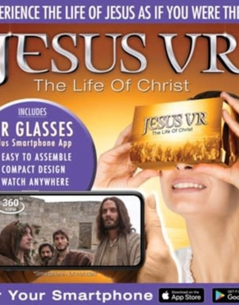 Jesus VR: The Life of Christ (Virtual Reality)