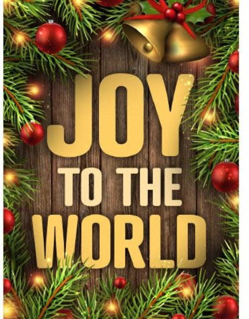 Tracts - Joy To The World NKJV 100