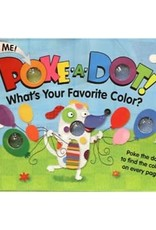 Poke-A-Dot: Favorite Color Activity Book