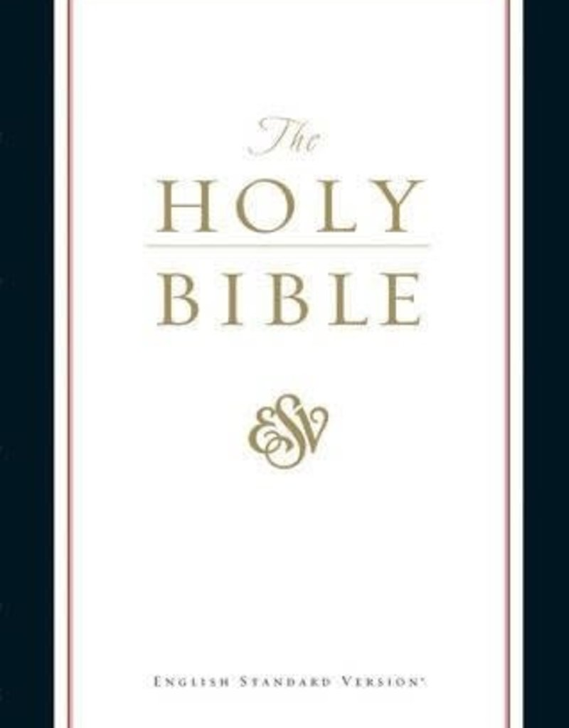ESV Outreach Bible Softcover Classic Design