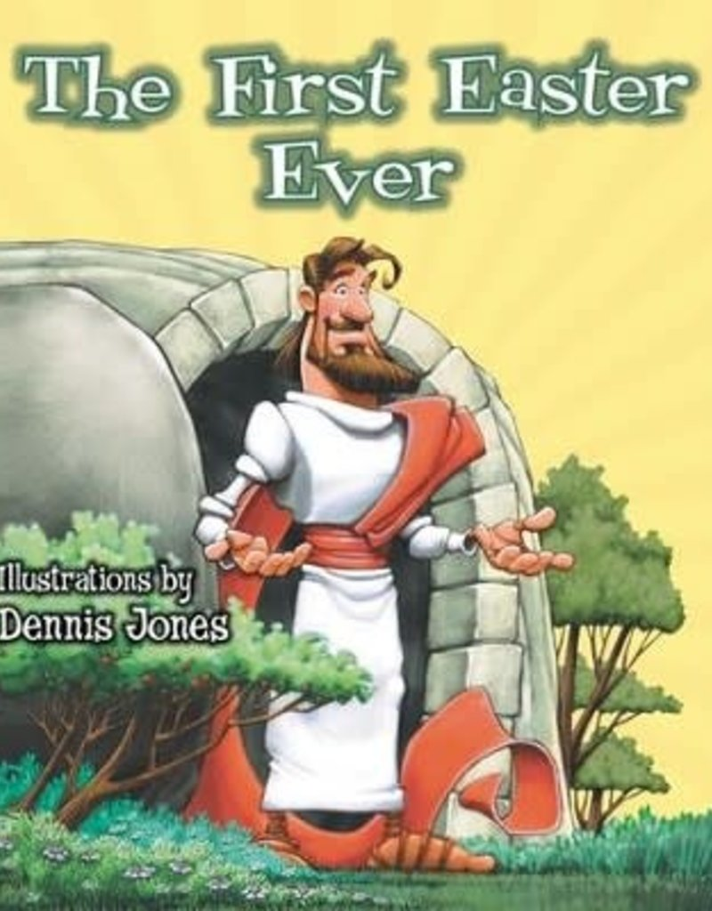 Zondervan The First Easter Ever