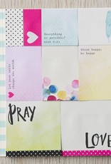 Sadie Robertson - Be Yourself - Sticky Note Set