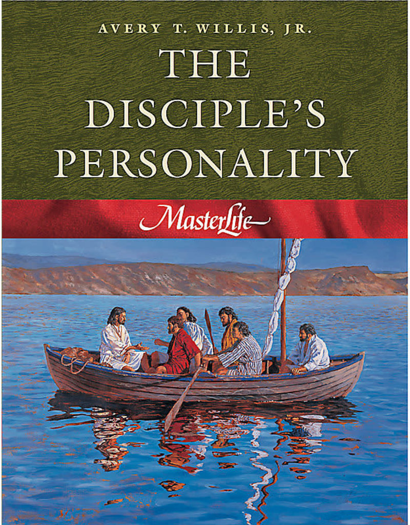 MASTERLIFE 2 DISCIPLE'S PERSONALITY (Willis, Avery T.)