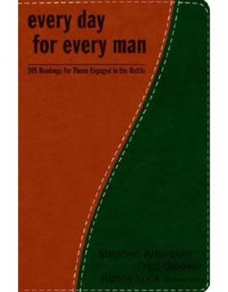 WaterBrook Every Day for Every Man-365 Reading for Those Engaged in the Battle