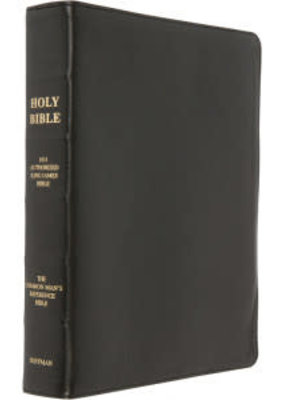 KJV  Common Man Reference Bible