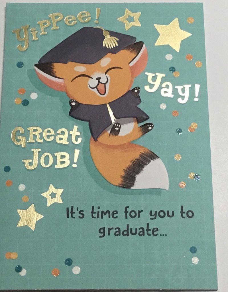Child Graduate - Graduation Single Card 2020
