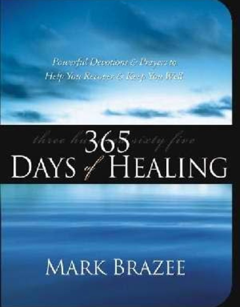 Harrison House Publishing 365 Days of Healing