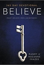 Zondervan Believe - 365 Day Devotional