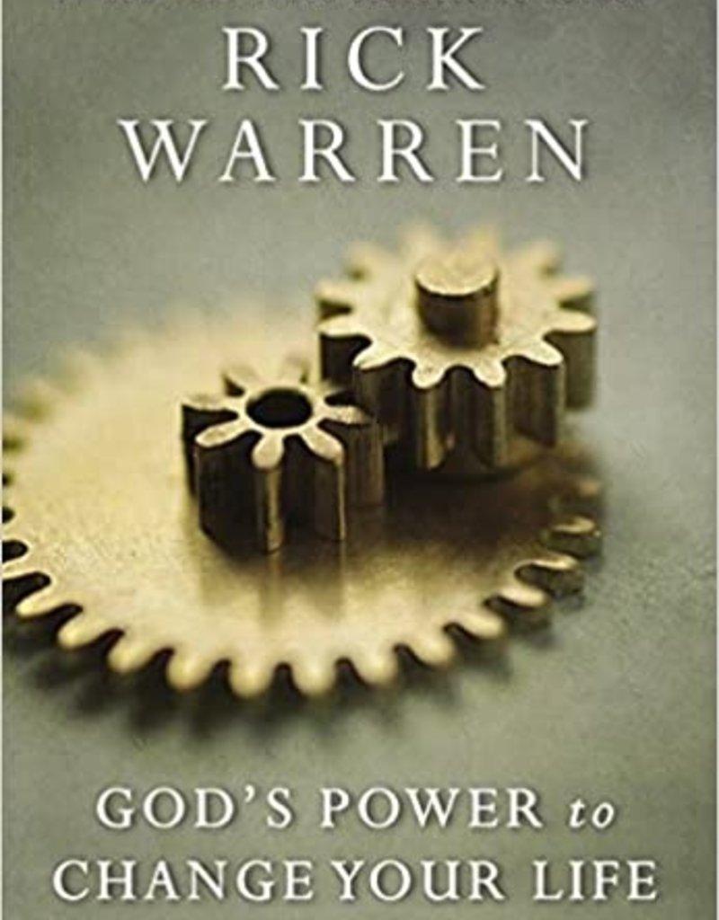 Zondervan God's Power To Change Your Life
