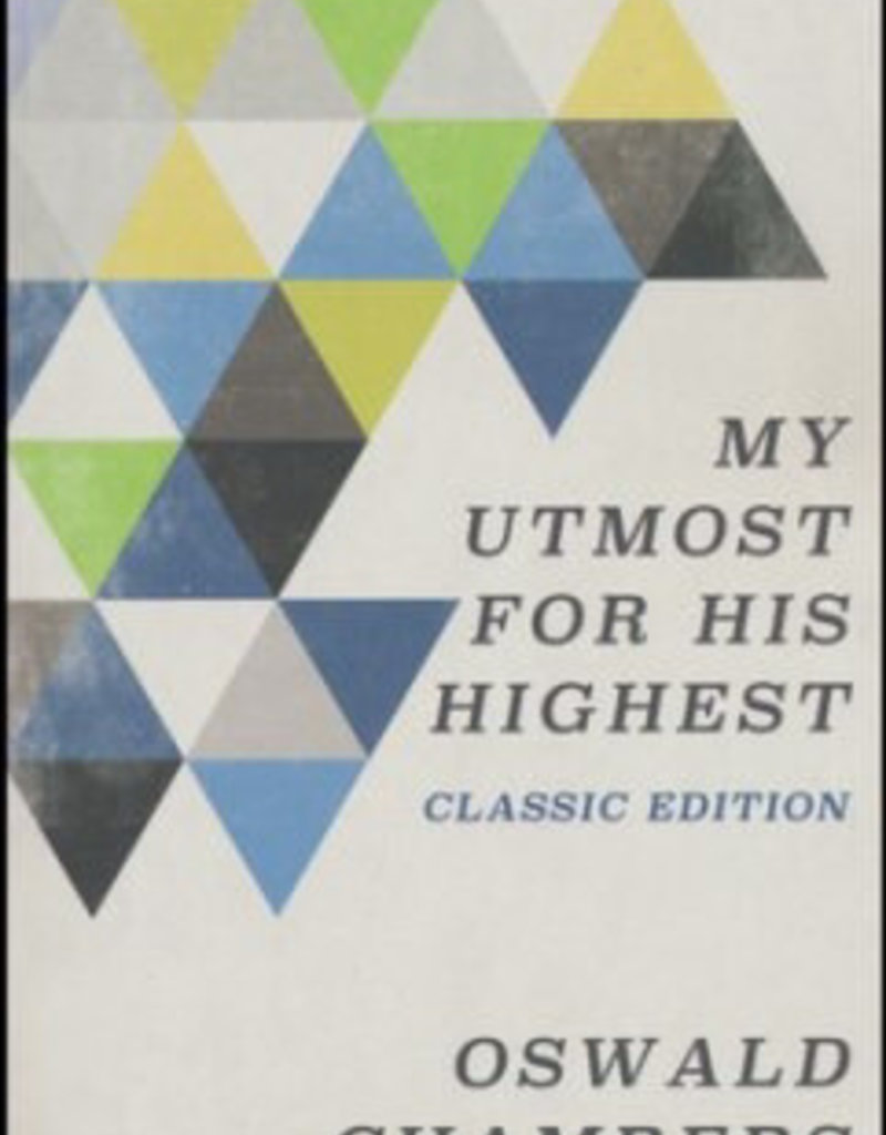My Utmost For His Highest (Limited Edition) Classic-Softcover
