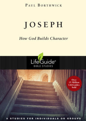 InterVarsity Press Joseph (LifeGuide Bible Study)