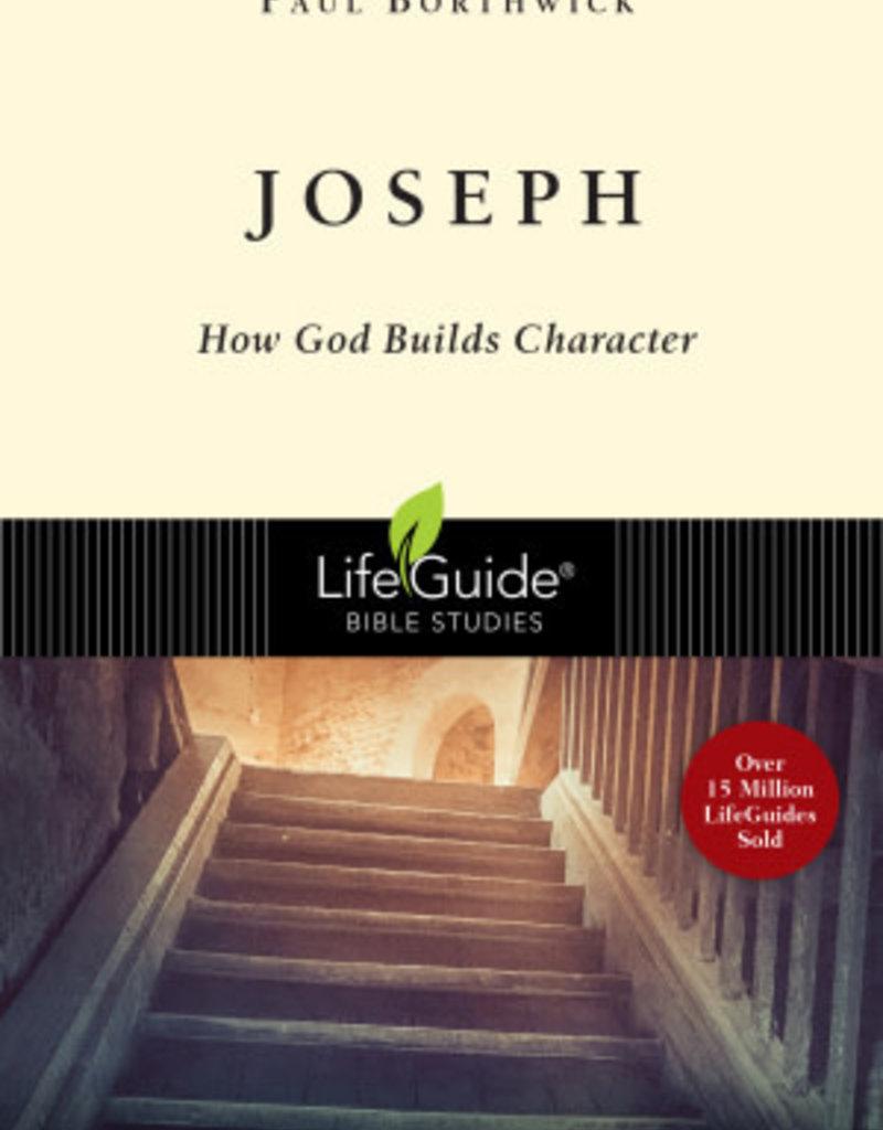 InterVarsity Press Joseph (LifeGuide Bible Study)
