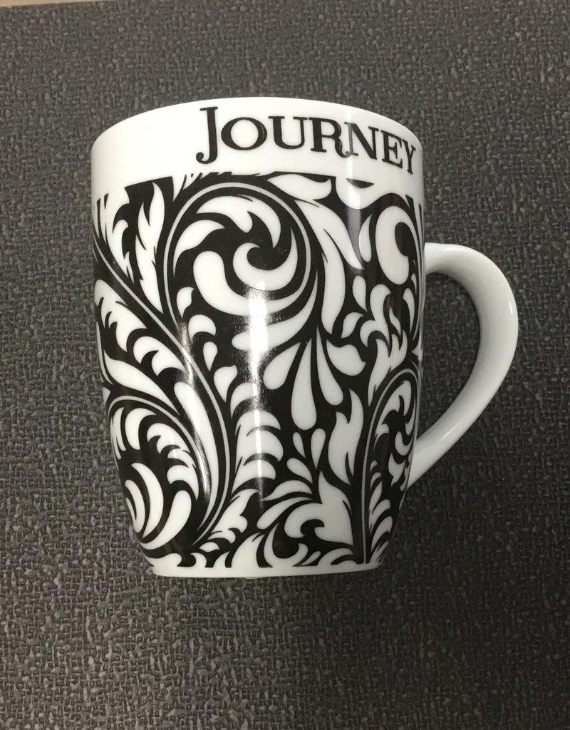 Journey Graduation Mug - White for Her