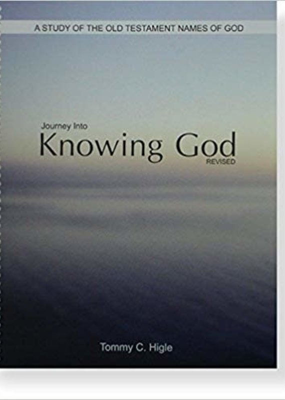 Journey Into Knowing God Revised